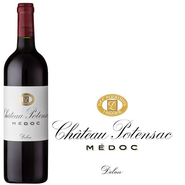 Rượu Vang Chateau Potensac Medoc
