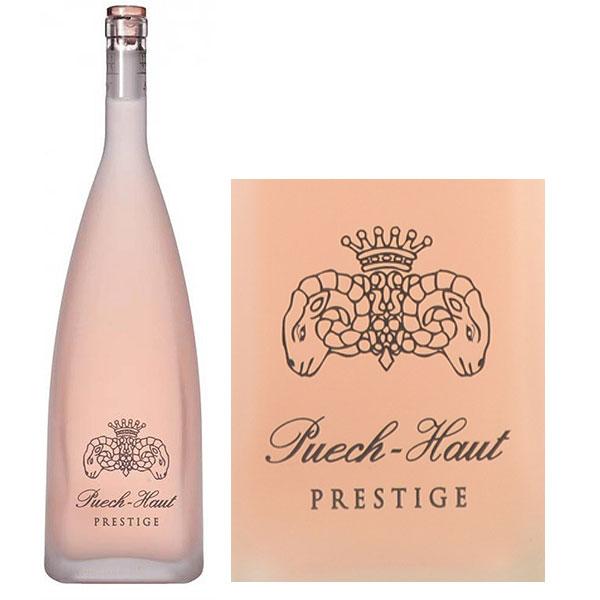 Rượu Vang Chateau Puech Haut Prestige Rose