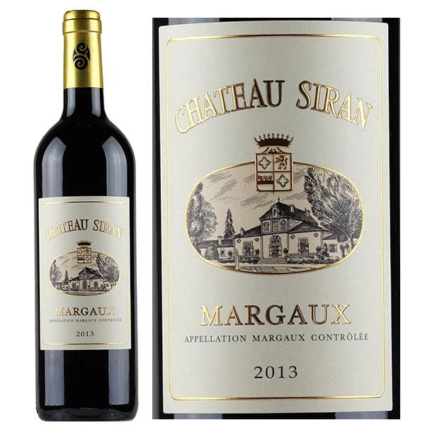 Rượu Vang Chateau Siran Margaux