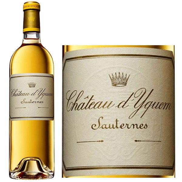 Rượu Vang Chateau d'Yquem Sauternes
