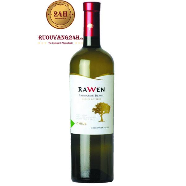 Rượu Vang Chile Rawen Varietal Sauvignon Blanc