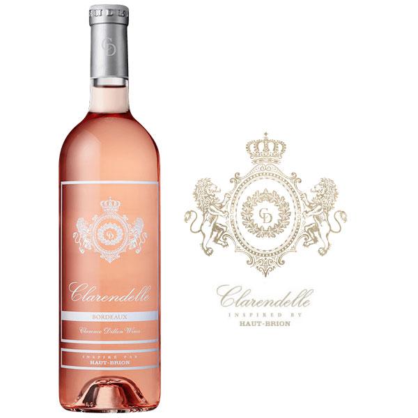 Rượu Vang Clarendelle Rose Bordeaux