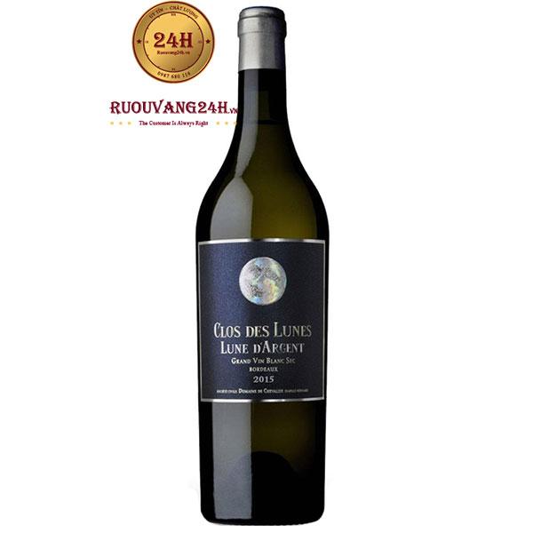 Rượu Vang Clos Des Lunes Lune D'Argent Bordeaux