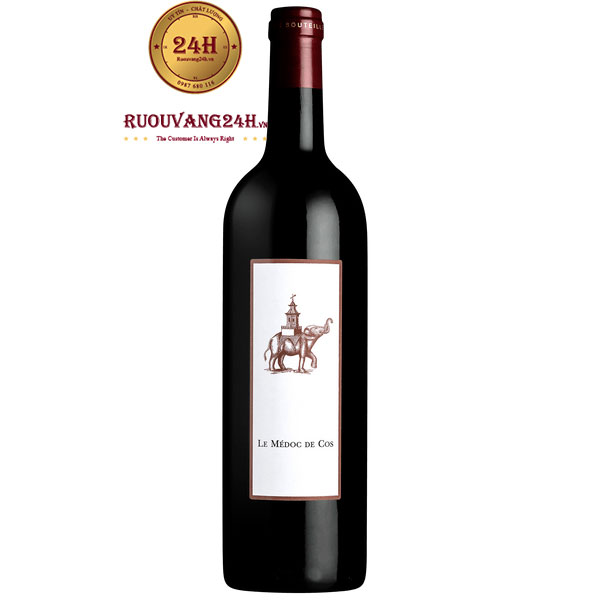 Rượu Vang Cos D'Estournel Le Medoc De Cos