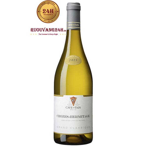 Rượu Vang Crozes Hermitage Grand Classique Marsanne