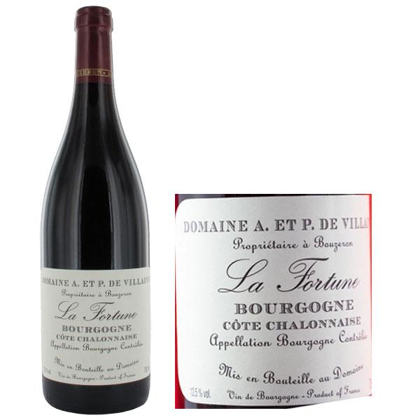Rượu Vang Domaine A. Et P. de Villaine La Fortune Bourgogne