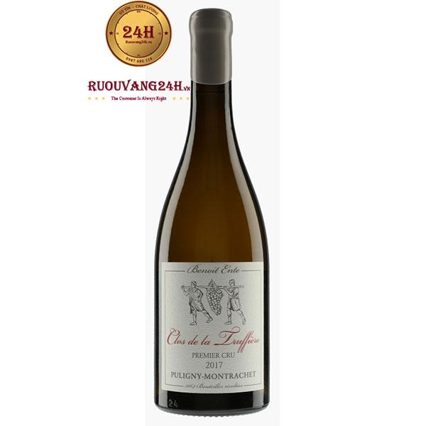 Rượu Vang Domaine Benoit Ente Clos De La Truffiere Puligny Montrachet