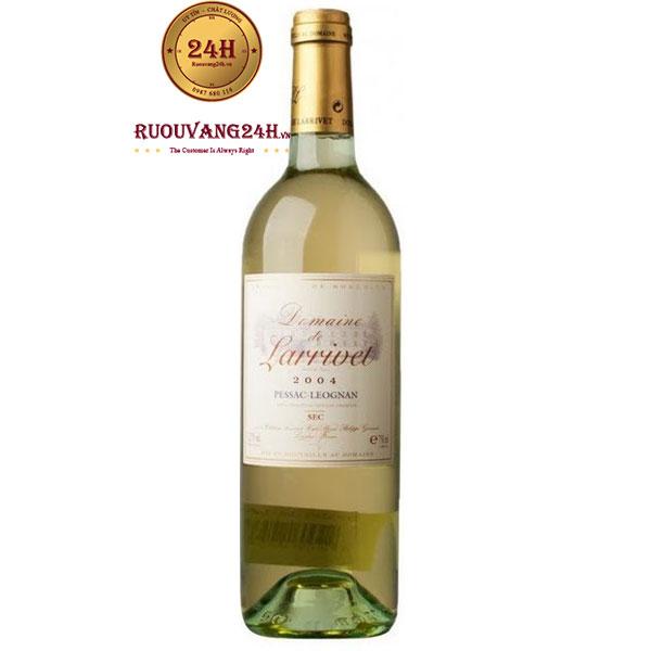Rượu Vang Domaine De Larrivet Blanc