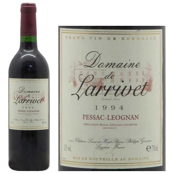 Rượu Vang Domaine De Larrivet Pessac Leognan