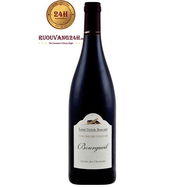 Rượu Vang Domaine Des Chesnaies Bourgueil