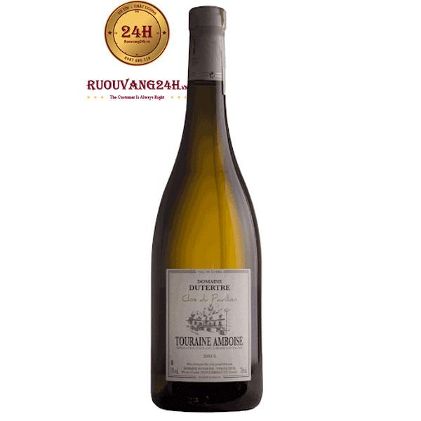 Rượu Vang Domaine Dutertre Clos Du Pavillon Touraine Amboise