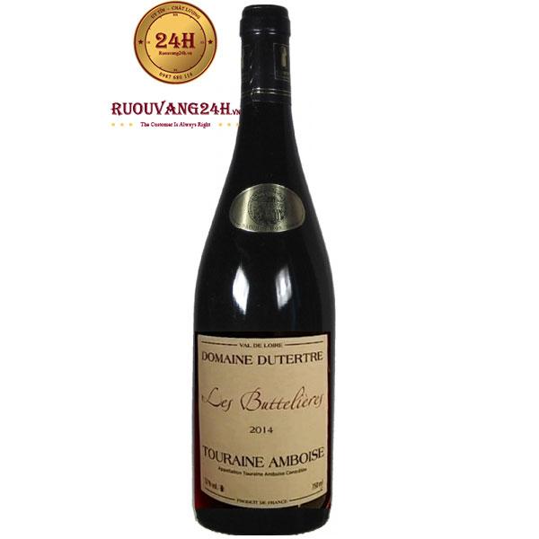 Rượu Vang Domaine Dutertre Les Buttelieres Amboise