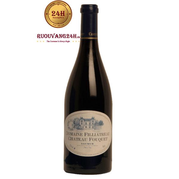 Rượu Vang Domaine Filliatreau Chateau Fouquet Cuvee Des 12 Futs Saumur
