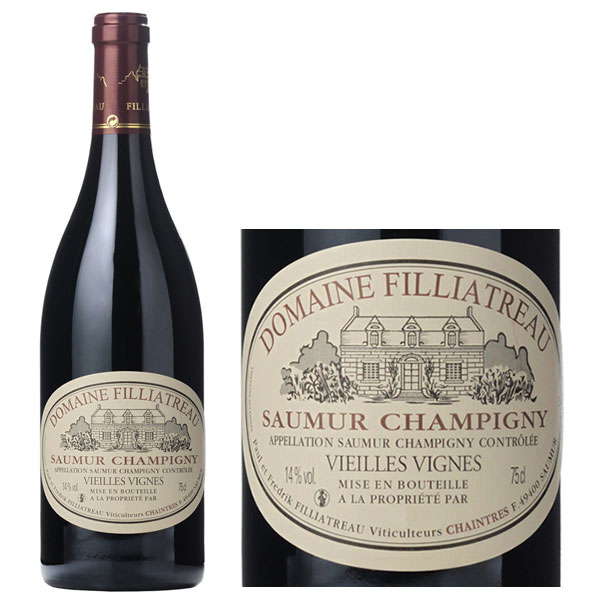Rượu Vang Domaine Filliatreau Saumur Champigny