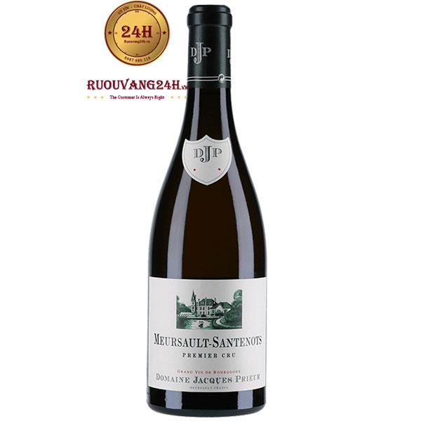 Rượu Vang Domaine Jaccques Prieur Meursault Santenots