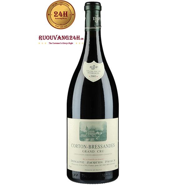Rượu Vang Domaine Jacques Prieur Corton Bressandes