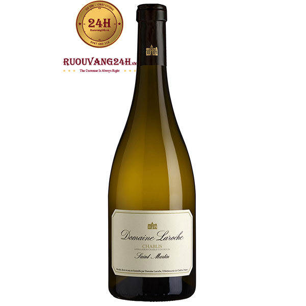 Rượu Vang Domaine Laroche Saint Martin Chablis