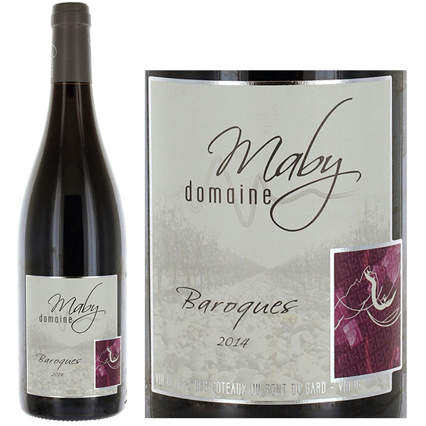 Rượu Vang Domaine Maby Baroques