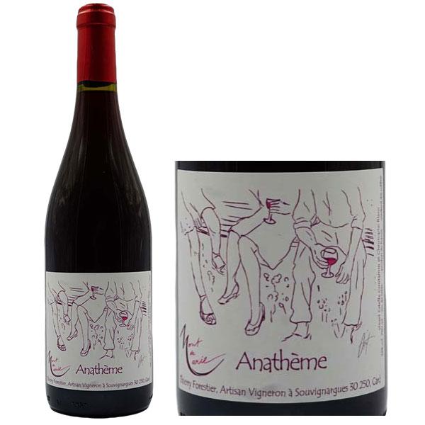 Rượu Vang Domaine Mont De Marie Anatheme