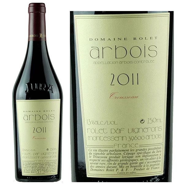 Rượu Vang Domaine Rolet Trousseau Arbois