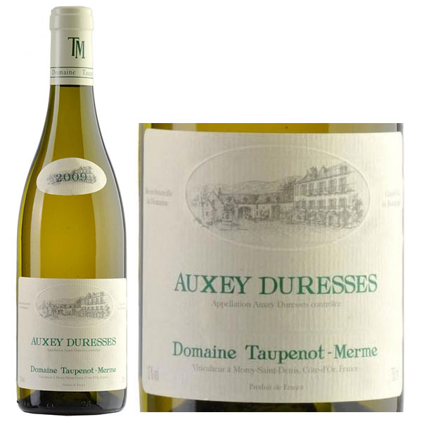 Rượu Vang Domaine Taupenot Merme Auxey Duresses