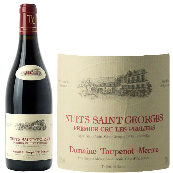 Rượu Vang Domaine Taupenot Merme Nuits Saint Georges