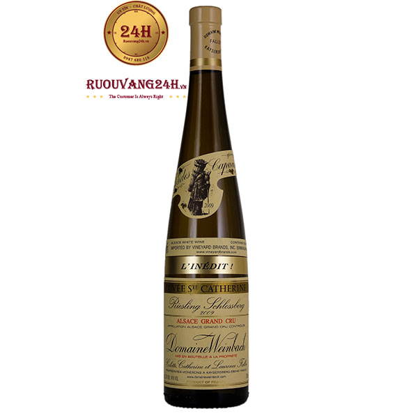Rượu Vang Domaine Weinbach Cuvée Ste Catherine Riesling Schlossberg