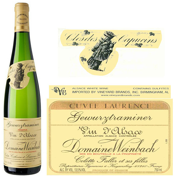Rượu Vang DomaineWeinbach Gewurztraminer