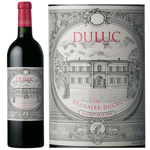 Rượu Vang Duluc De Branaire Ducru