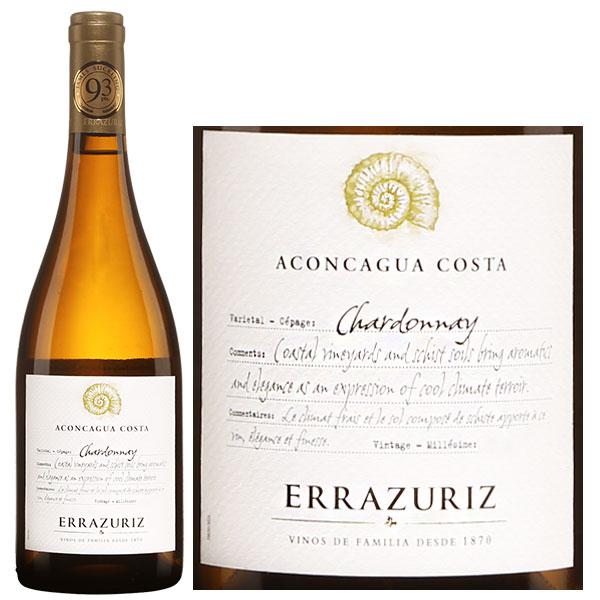 Rượu Vang Errazuriz Aconcagua Costa Chardonnay