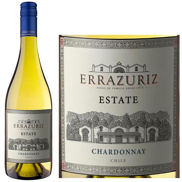 Rượu Vang Errazuriz Estate Chardonnay