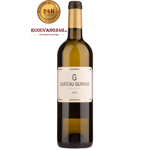 Rượu Vang G Chateau Guiraud Sauvignon Blanc