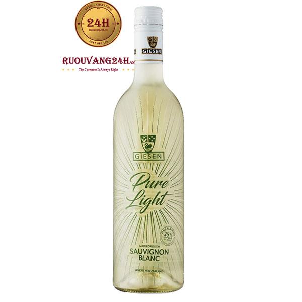 Rượu Vang Giesen Pure Light Sauvignon Blanc