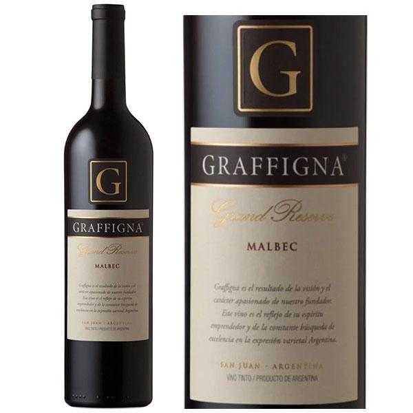 Rượu Vang Graffigna Gran Reserva Malbec