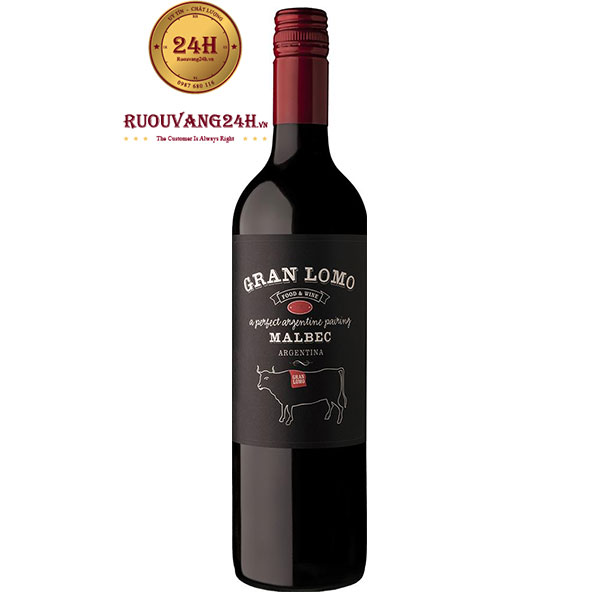 Rượu Vang Gran Lomo Malbec