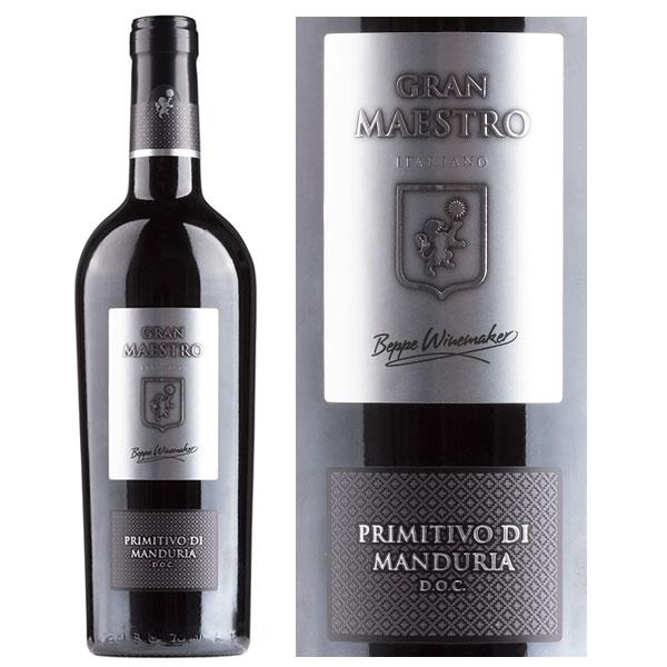 Rượu Vang Gran Maestro Primitivo Di Manduria