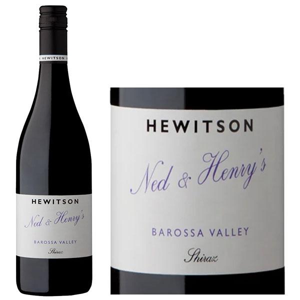 Rượu Vang Hewitson Ned & Henry's Barossa Valley