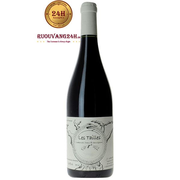 Rượu Vang Jean Christophe Garnier Les Tailes