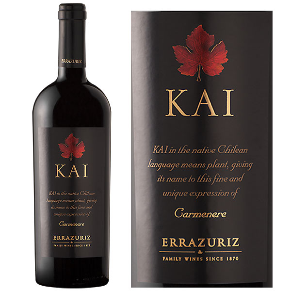 Rượu Vang Kai Carmenere Errazuriz