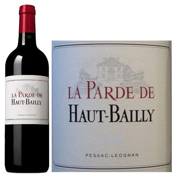Rượu Vang La Parde De Haut Bailly