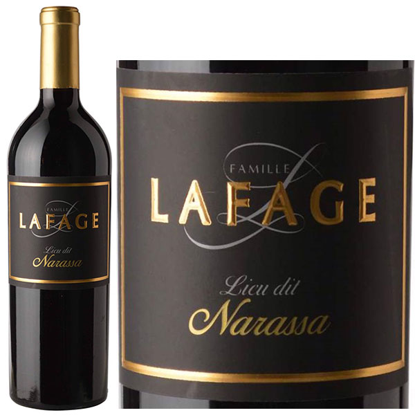Rượu Vang Lafage Narassa Grenache - Syrah