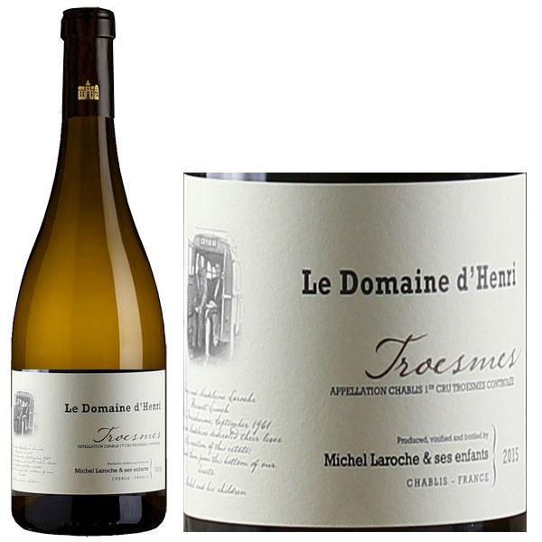 Rượu Vang Le Domaine D'Henri Troesme Chablis