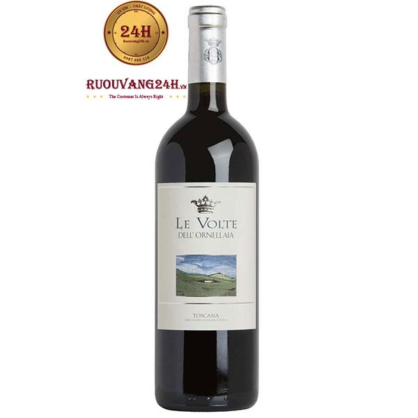Rượu Vang Le Volte Dell'ornellaia Toscana