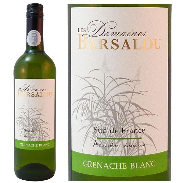 Rượu Vang Les Domaines Barsalou Grenache Blanc