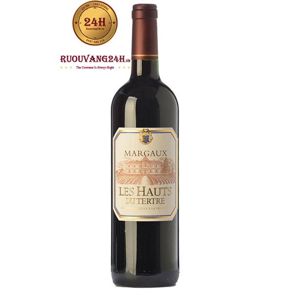 Rượu Vang Les Hauts Du Tertre Margaux