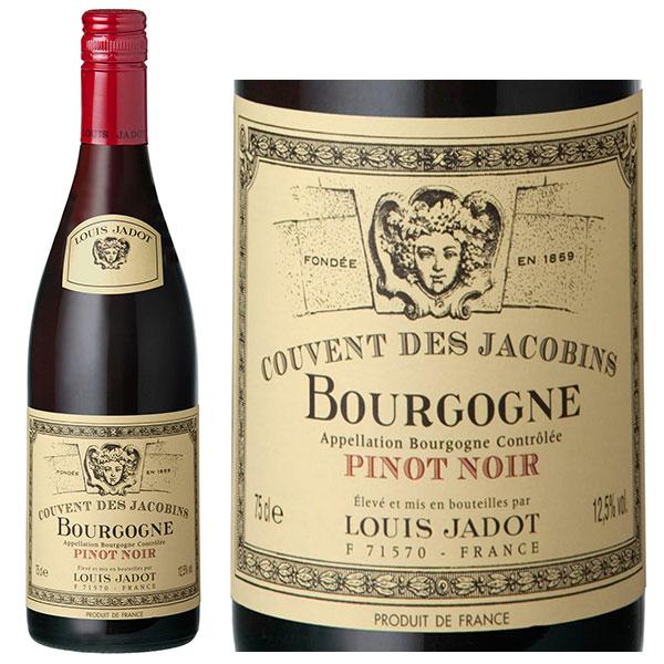 Rượu Vang Louis Jadot Couvent Des Jacobins Bourgogne Pinot Noir