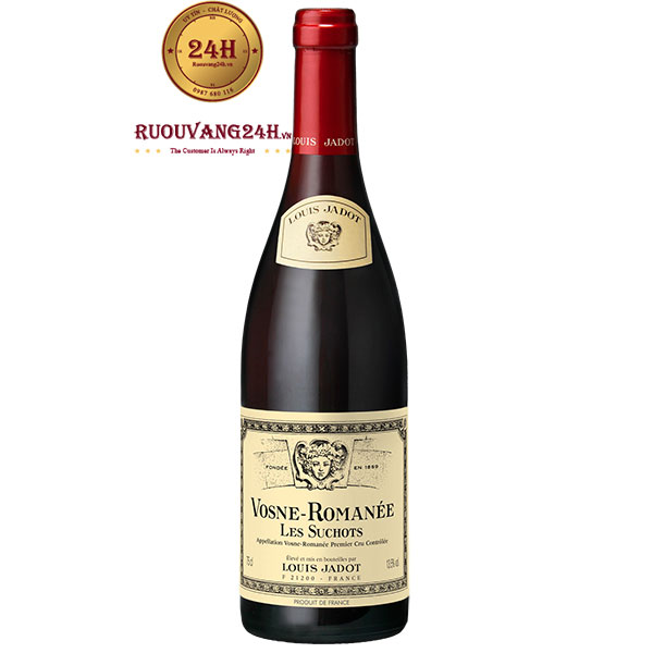 Rượu Vang Louis Jadot Vosne Romanee Les Suchots