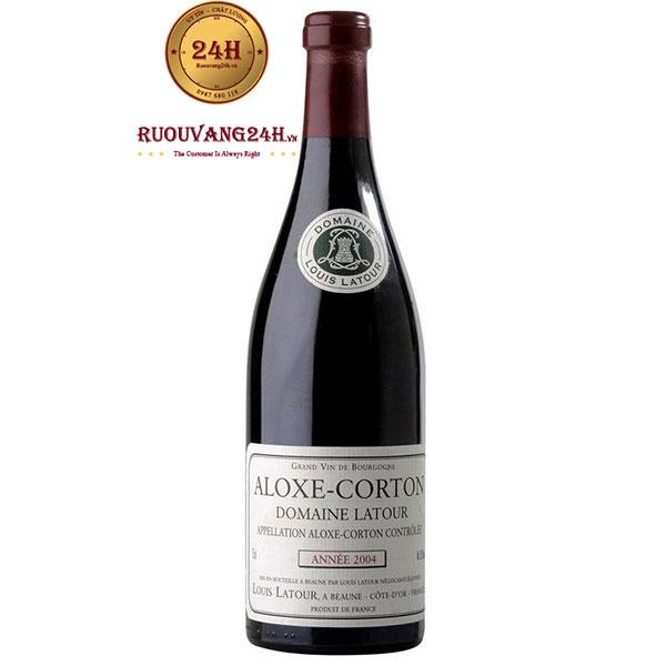 Rượu Vang Louis Latour Aloxe Corton Domaine Latour