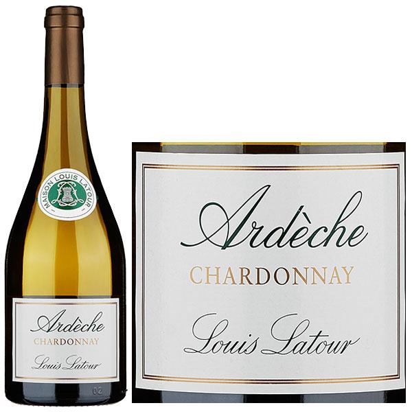 Rượu Vang Louis Latour Ardèche Chardonnay