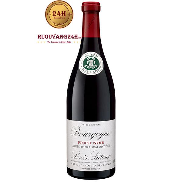 Rượu Vang Louis Latour Bourgogne Pinot Noir